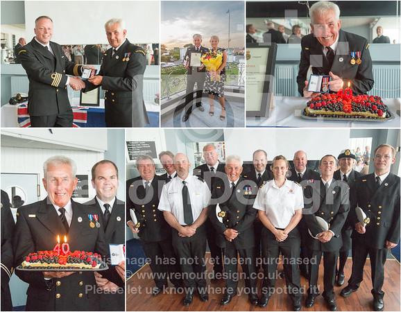 40 Years Service Award