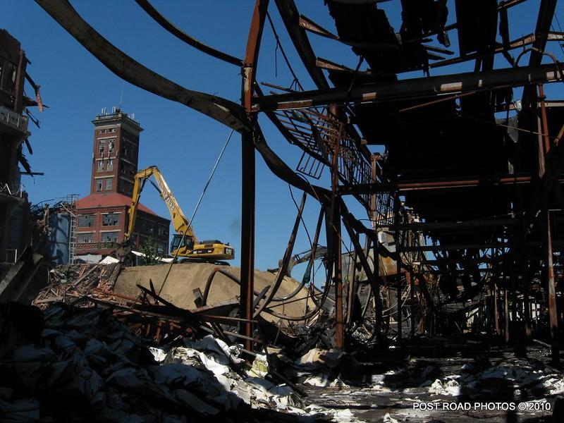 Remington Arms Demolition