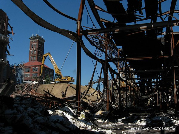 Remington Arms Demolition