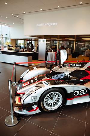 Audi Lafayette, grand opening