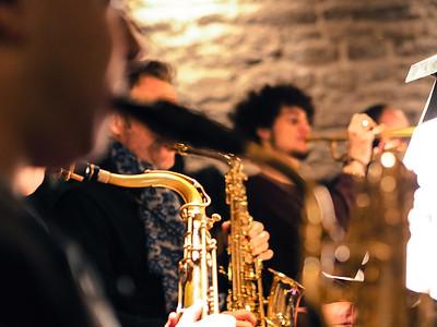 Résidence Big Band de Poche