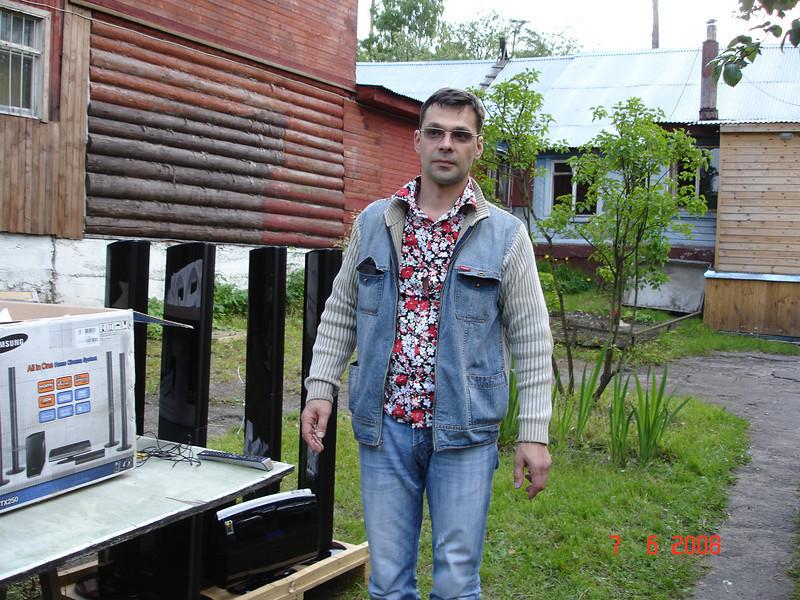 2008-06-07 ДР Князевых на даче с Тительман 03.JPG