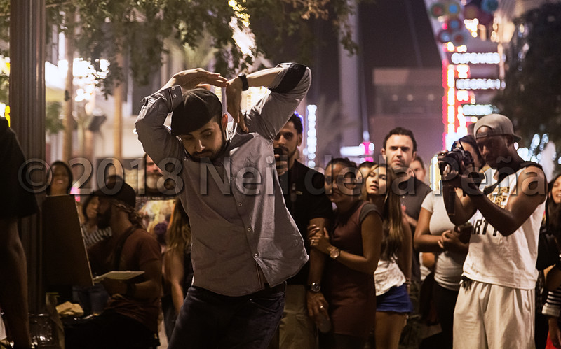 Street Dancer Las Vegas 2014