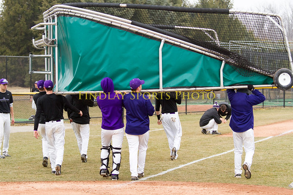Bluffton University vs Franklin College Game 1