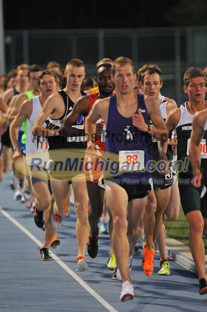 Men's 5000 Meters - 2012 Gina Relays