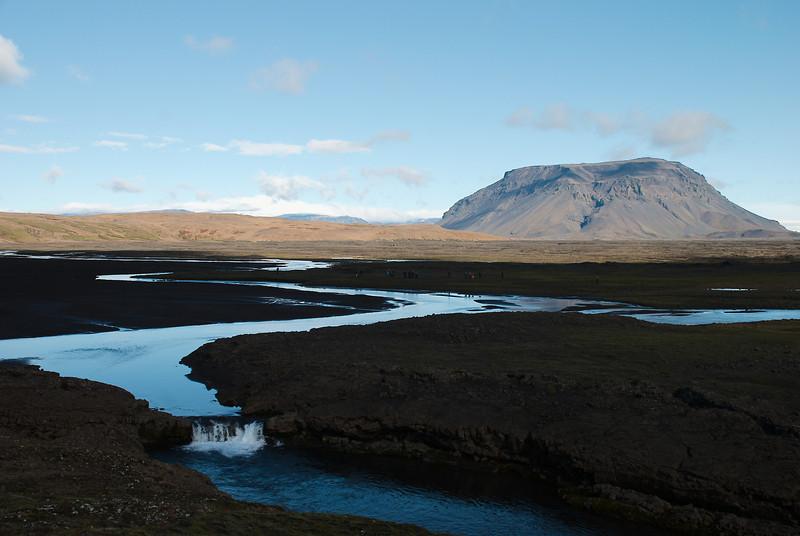 Brúarár og Hlöðufell
