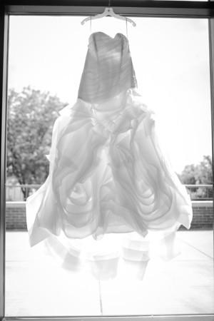 Tara and Charles B/W Wedding Photos