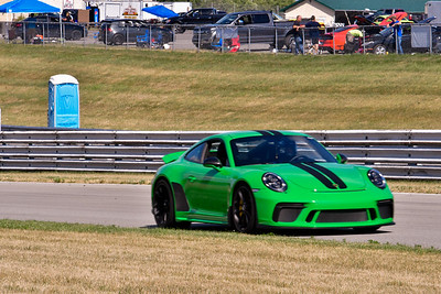 2020 SCCA July 29 Pitt Race Interm Green Porsche