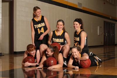 Tomah girl's basketball 1213