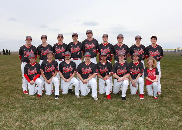 SN Baseball Team 2018