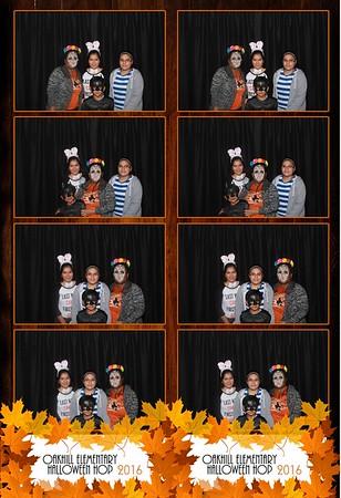 Oakhill Elementary Halloween Hop