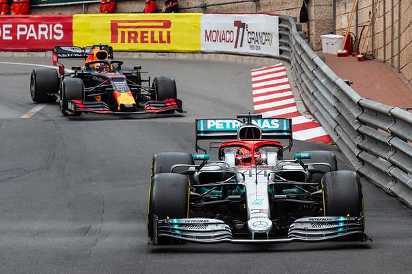F1, 2019, Monaco GP, RACE