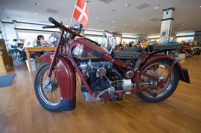 Solvang Motorcycle Museum