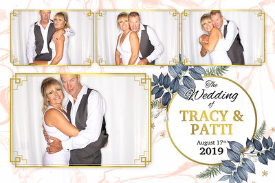 Tracy & Patti's Wedding