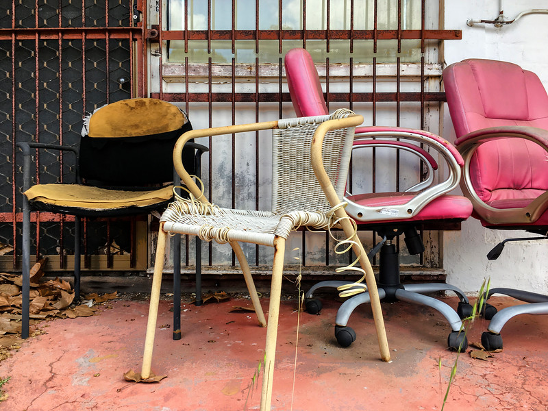 Retired Chairs