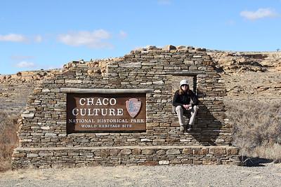 Chaco Canyon (Nov. 18 2012)