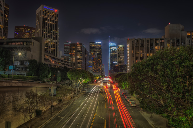 Downtown Overpass