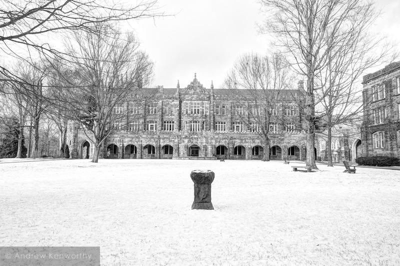 Sewanee University of the South Winter 03 BW.jpg