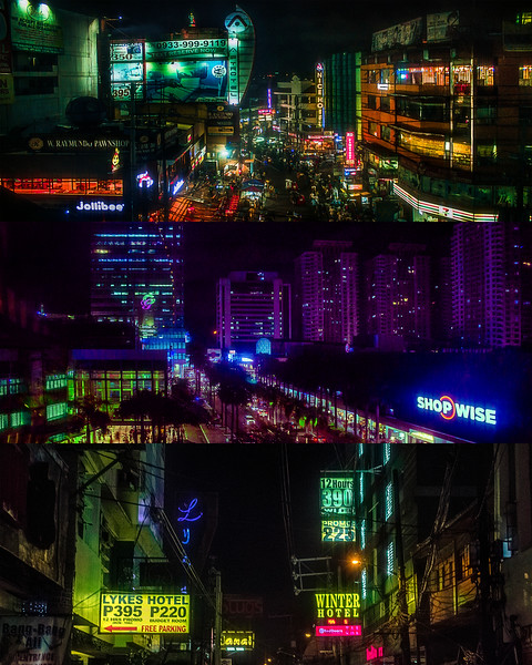 COLLAGE: REALMS OF CUBAO