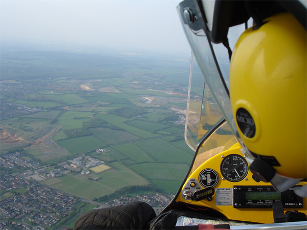 Heading to Sywell