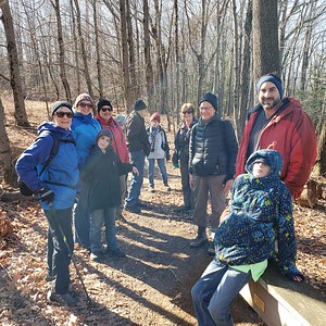 February 22 Saturday Hike