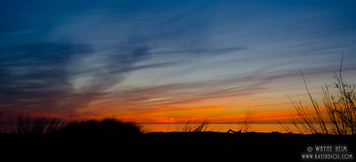 Sunset at the Marsh     Photography by Wayne Heim