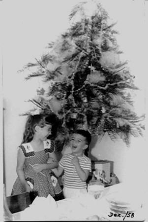 Natal 1958- Andrada Misita Melo Abreu e Nelrique Patrone