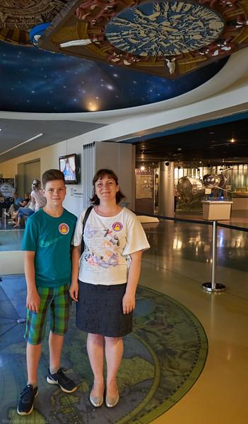 2017-07-30 Музей космонавтики