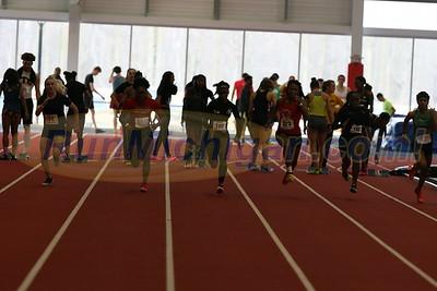 Girls' 60 Meter Finals - 2018 MITS State Meet