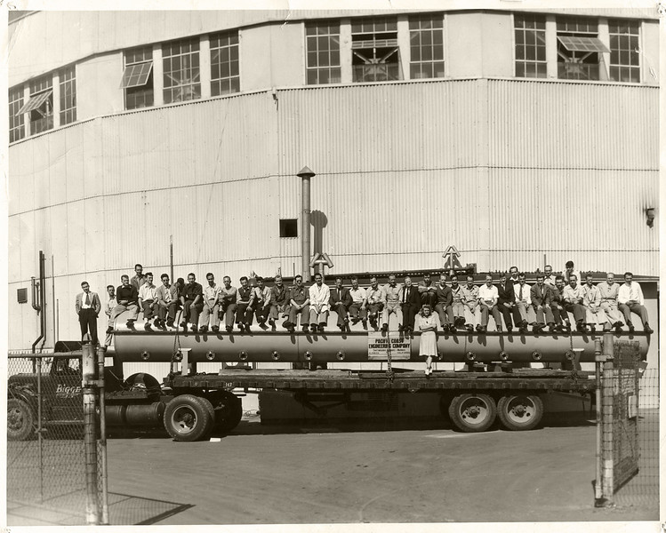 Linear Accelerator Group at LRL 1946