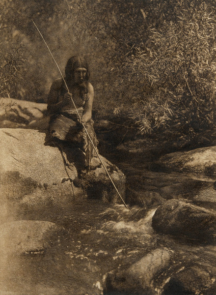 On the Merced - Southern Miowk (The North American Indian, v. XIV. Norwood, MA, The Plimpton Press, 1924)