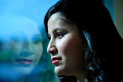 Danira Portraits May 2014