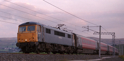 Class 87 electrics, 2000s