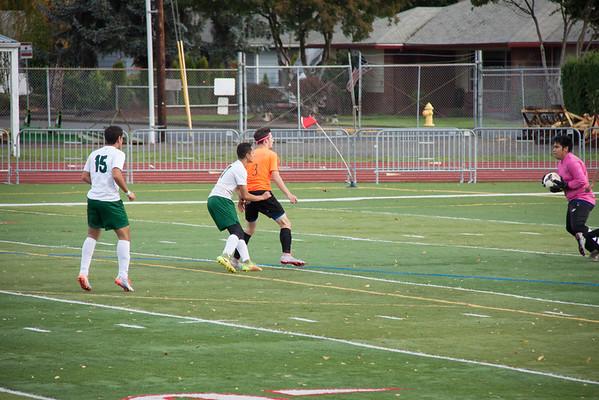 Soccer vs. Taft