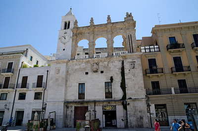 Bari, Puglia, Italia 2012