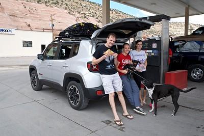 Western Road Trip Terry Beth 2018