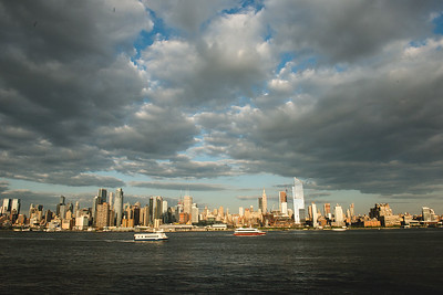 New York City All Over