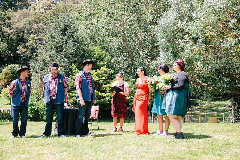 Bevan & Cara's Wedding - 25 January 2014