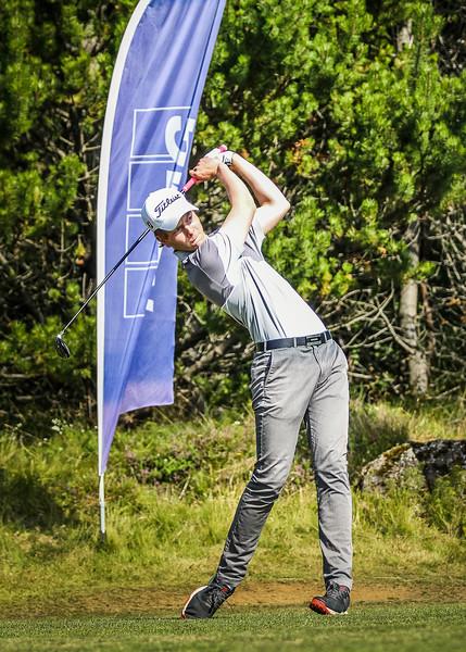 GKG, Jón Gunnarsson Íslandsmót í golfi 2019 - Grafarholt 2. keppnisdagur Mynd: seth@golf.is