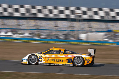 2012 Rolex Roar B4 the 24 - Saturday
