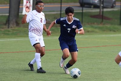 9.29 Queens College Men's Soccer vs. STAC