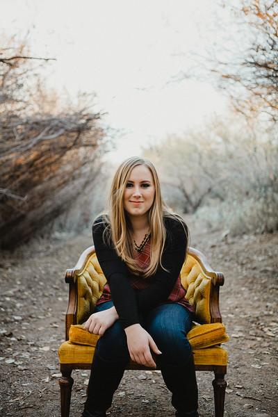 Hannah | Senior Session
