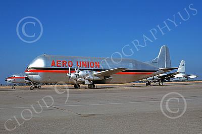 Boeing C-97 Guppy Civilian Heavy Lift Cargo Airplalnes