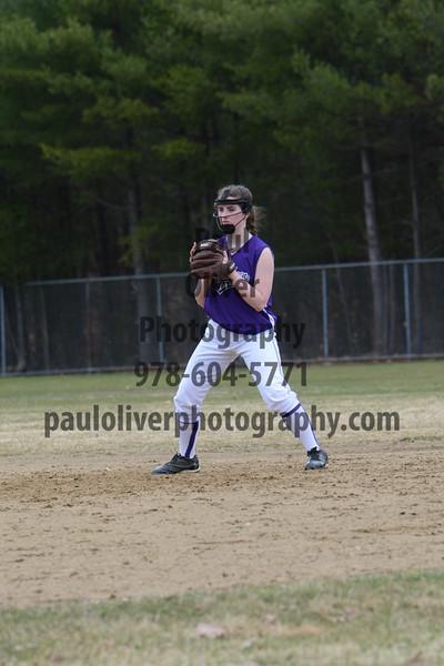 Shawsheen Tech Varsity Softball 2015 Season