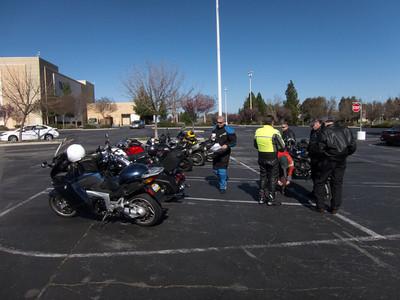 Boho Biker Delta Ride 3/9/2013