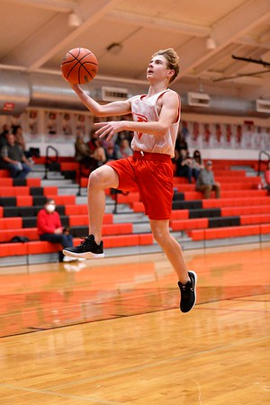 FWC Basketball MS 8th  12-11-2020