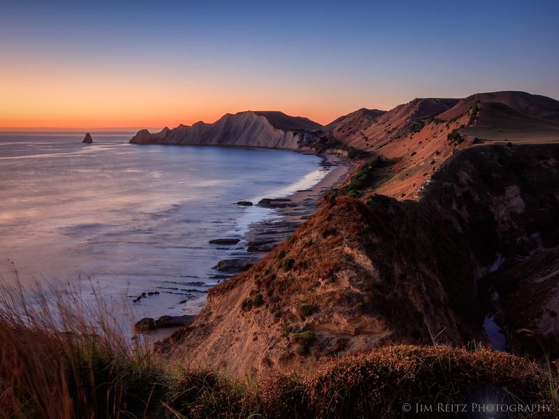 Cape Kidnappers Sunrise