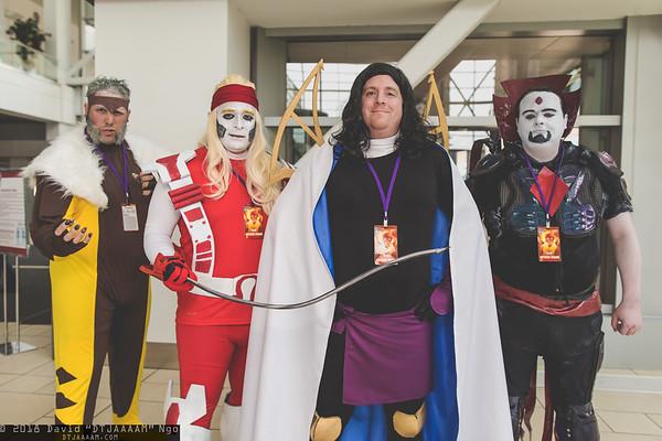 Denver Comic Con 2018 - Saturday