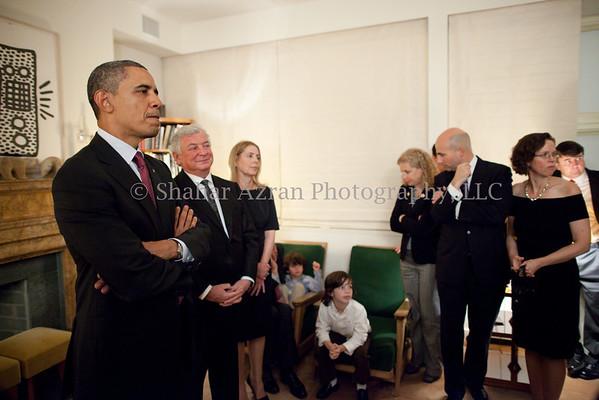 JR Obama address