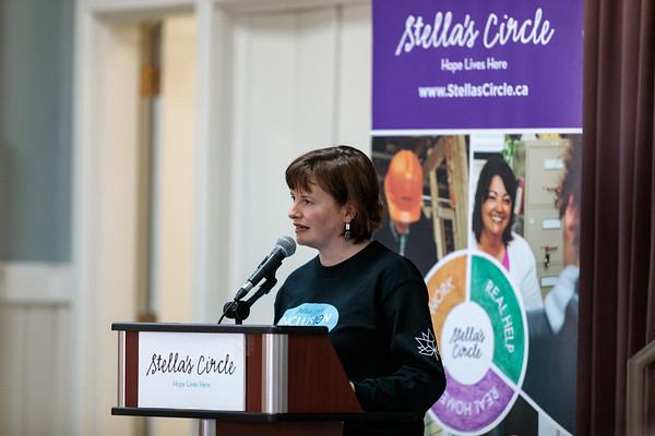 2018 Stella's Circle AGM